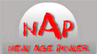 mark for NAP NEW AGE POWER, trademark #85642708