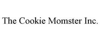 mark for THE COOKIE MOMSTER INC., trademark #85642711