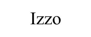 mark for IZZO, trademark #85642822