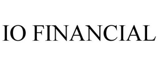 mark for IO FINANCIAL, trademark #85642842