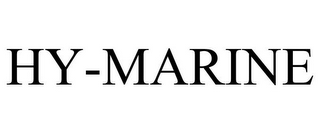mark for HY-MARINE, trademark #85642962