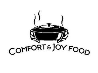 mark for COMFORT & JOY FOOD, trademark #85643138
