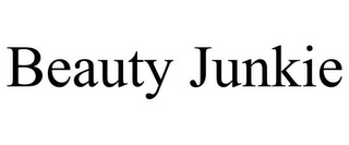 mark for BEAUTY JUNKIE, trademark #85643333