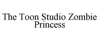 mark for THE TOON STUDIO ZOMBIE PRINCESS, trademark #85643381