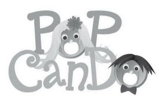 mark for POP CANDO, trademark #85643656