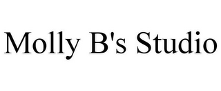 mark for MOLLY B'S STUDIO, trademark #85644089