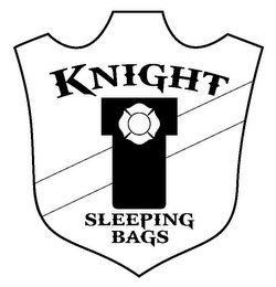 mark for KNIGHT SLEEPING BAGS T, trademark #85644362