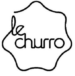 mark for LECHURRO, trademark #85644376