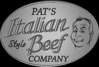 mark for PAT'S ITALIAN STYLE BEEF COMPANY, trademark #85644462