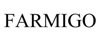 mark for FARMIGO, trademark #85644476