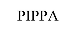 mark for PIPPA, trademark #85644516