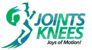 mark for JOINT KNEES JOYS OF MOTION!, trademark #85644784
