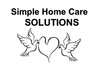 mark for SIMPLE HOME CARE SOLUTIONS, trademark #85644804