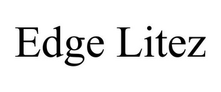 mark for EDGE LITEZ, trademark #85644963