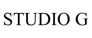 mark for STUDIO G, trademark #85645268