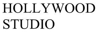 mark for HOLLYWOOD STUDIO, trademark #85645274