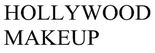 mark for HOLLYWOOD MAKEUP, trademark #85645299