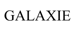 mark for GALAXIE, trademark #85645308
