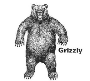 mark for GRIZZLY, trademark #85645420