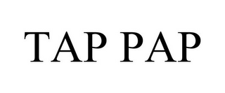 mark for TAP PAP, trademark #85645660