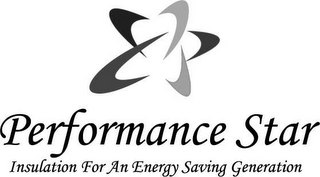 mark for PERFORMANCE STAR INSULATION FOR AN ENERGY SAVING GENERATION, trademark #85645971