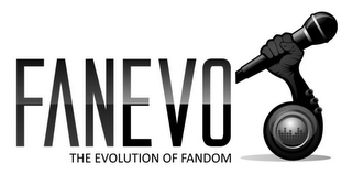 mark for FANEVO THE EVOLUTION OF FANDOM, trademark #85646052