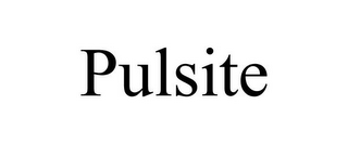 mark for PULSITE, trademark #85646073