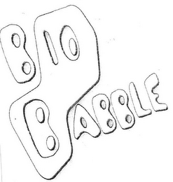 mark for BIO BABBLE, trademark #85646129