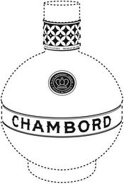 mark for TOUT NATUREL PRODUIT DE FRANCE BLACK RASPBERRY LIQUEUR ROYALE DE FRANCE CHAMBORD, trademark #85646200
