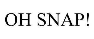 mark for OH SNAP!, trademark #85646367