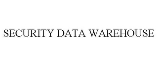 mark for SECURITY DATA WAREHOUSE, trademark #85646415