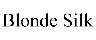 mark for BLONDE SILK, trademark #85646499
