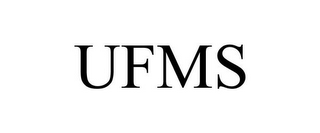 mark for UFMS, trademark #85646681