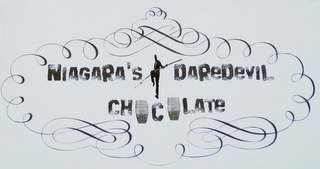 mark for NIAGARA'S DAREDEVIL CHOCOLATE, trademark #85646758