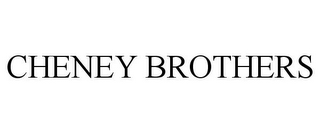mark for CHENEY BROTHERS, trademark #85647005