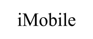 mark for IMOBILE, trademark #85647183