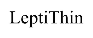 mark for LEPTITHIN, trademark #85647409