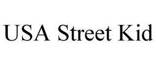 mark for USA STREET KID, trademark #85647629