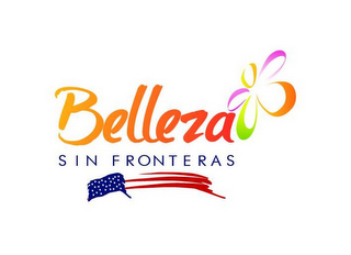 mark for BELLEZA SIN FRONTERAS, trademark #85648054