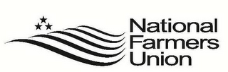 mark for NATIONAL FARMERS UNION, trademark #85648136