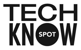 mark for TECH KNOW SPOT, trademark #85648303