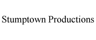 mark for STUMPTOWN PRODUCTIONS, trademark #85648392