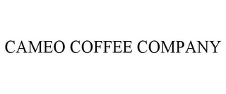 mark for CAMEO COFFEE COMPANY, trademark #85648631