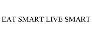 mark for EAT SMART LIVE SMART, trademark #85648718