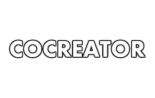 mark for COCREATOR, trademark #85648763
