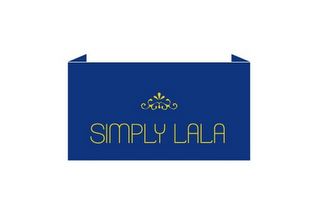 mark for SIMPLY LALA, trademark #85648897