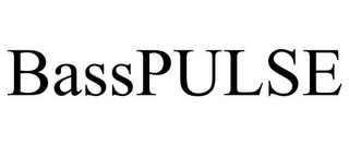 mark for BASSPULSE, trademark #85649013