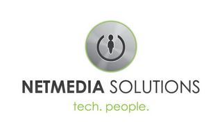 mark for NETMEDIA SOLUTIONS TECH. PEOPLE., trademark #85649048
