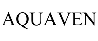 mark for AQUAVEN, trademark #85649336