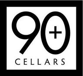 mark for 90 + CELLARS, trademark #85649385